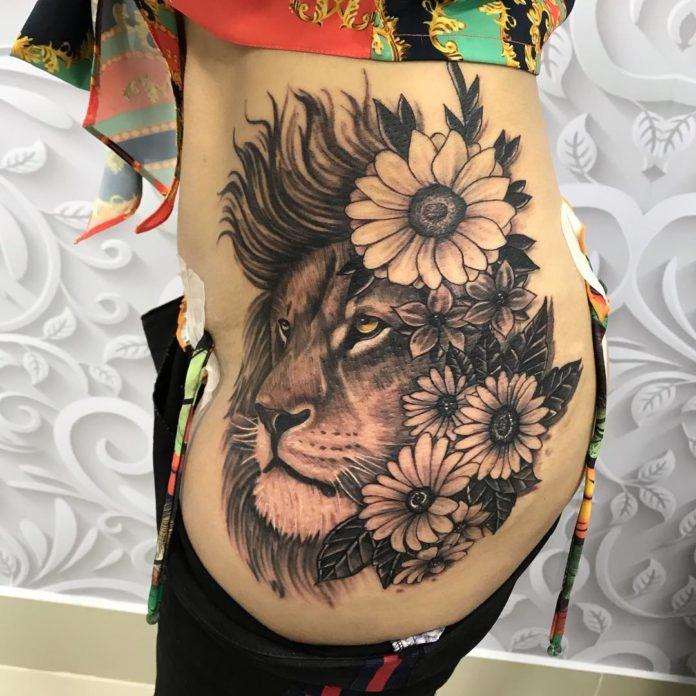 53095616 2358086547795946 5333955145738770012 n - 53 Tatouages Lion pour Femme