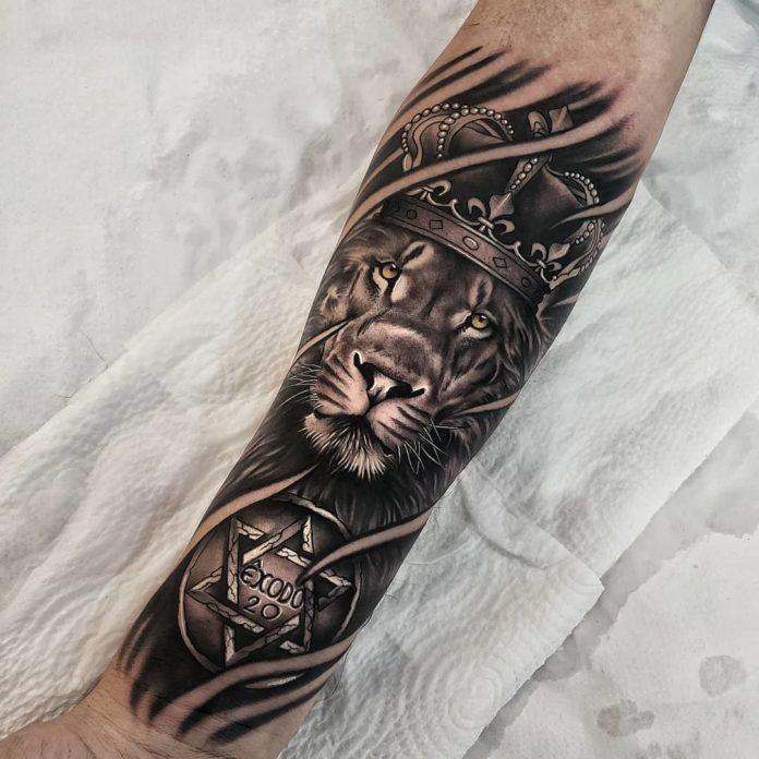 53220834 547335082420447 2539409030156758254 n - Top 100 des Tatouages Lion pour Homme