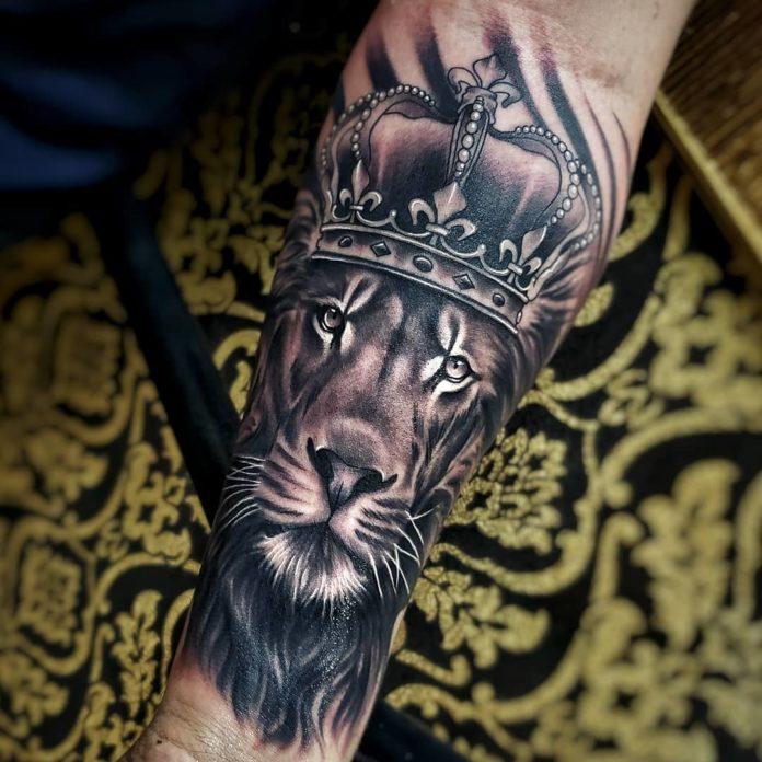 53822846 125805278576080 5865681698504679386 n - Top 100 des Tatouages Lion pour Homme
