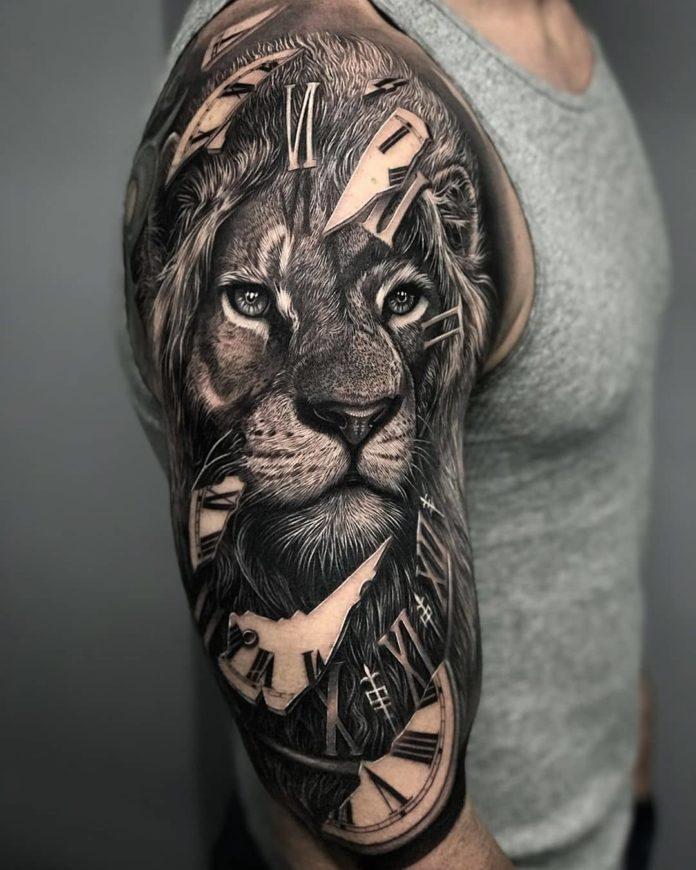 Top 100 Des Tatouages Lion Pour Homme Tatouez