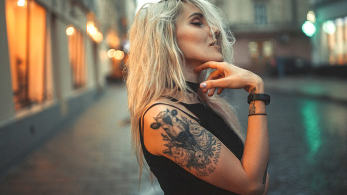 Tattoos for women1 - Tatouages Femme