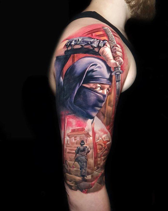 119 - 156 Incroyables Tatouages Épaule pour Homme