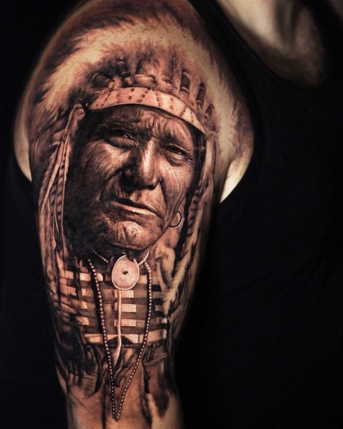 12 6 - 156 Incroyables Tatouages Épaule pour Homme