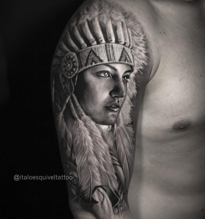 122 - 156 Incroyables Tatouages Épaule pour Homme