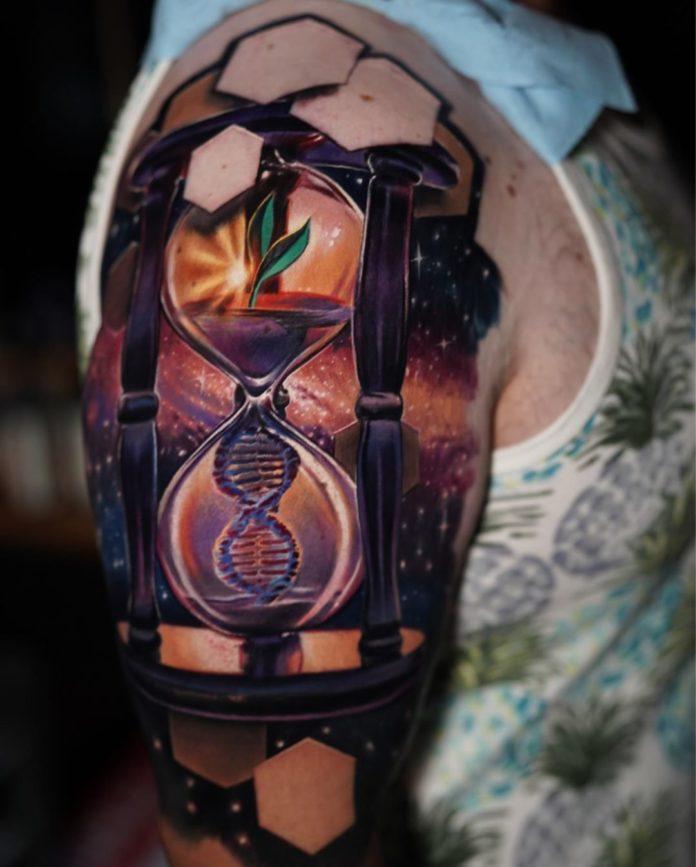 132 - 156 Incroyables Tatouages Épaule pour Homme