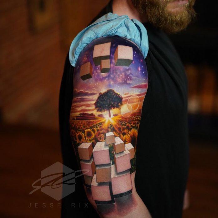 133 - 156 Incroyables Tatouages Épaule pour Homme