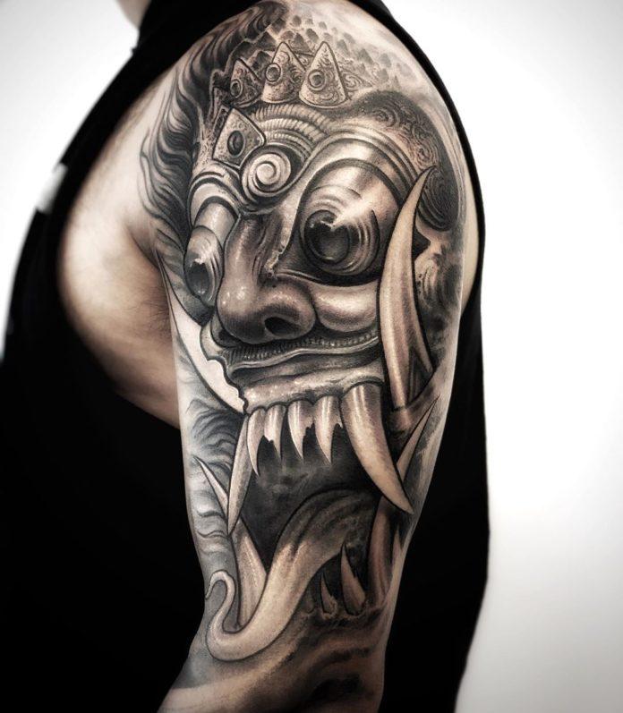 134 - 156 Incroyables Tatouages Épaule pour Homme