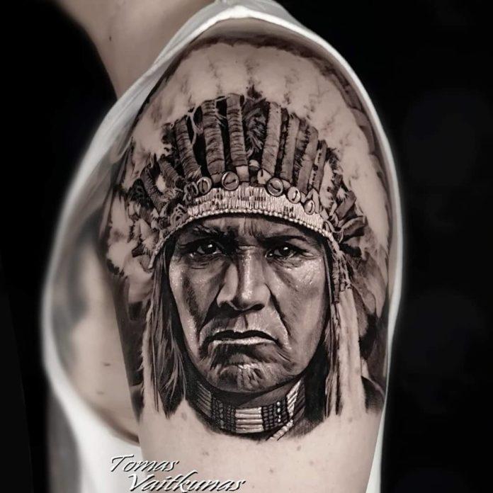 137 - 156 Incroyables Tatouages Épaule pour Homme