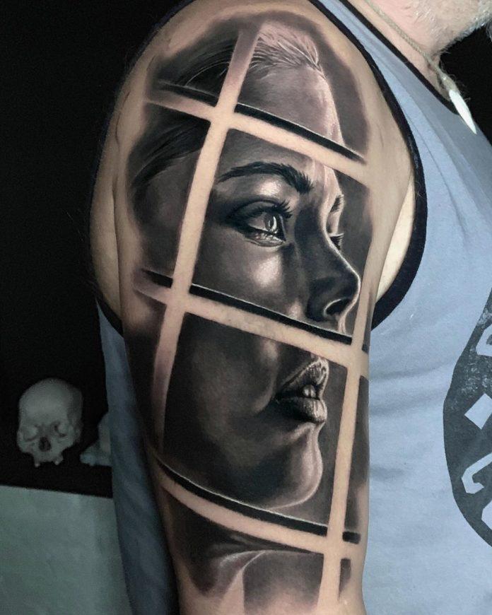 150 - 156 Incroyables Tatouages Épaule pour Homme