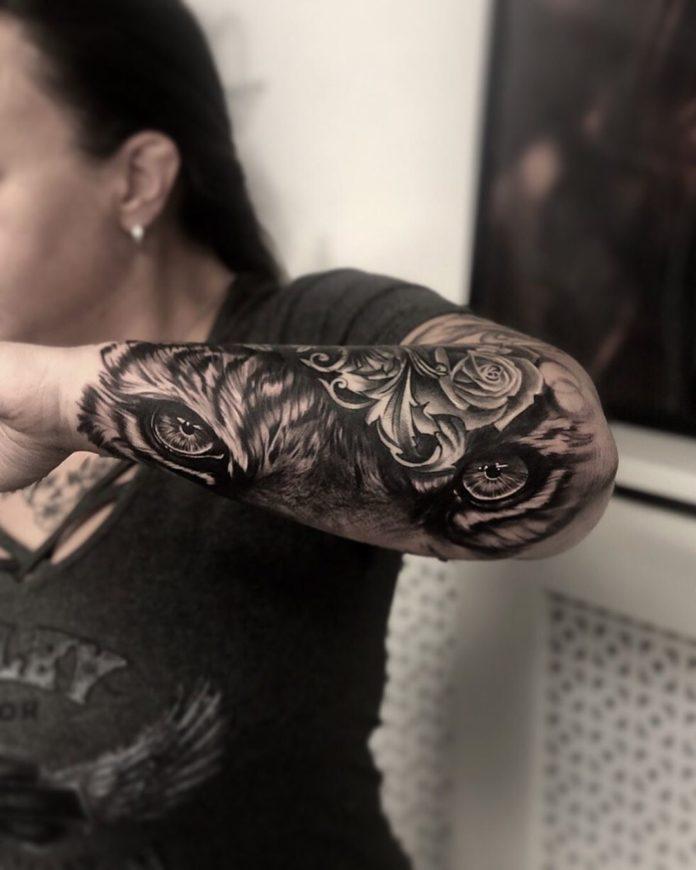 21 3 - 100 Magnifiques Tatouages Avant Bras pour Femme