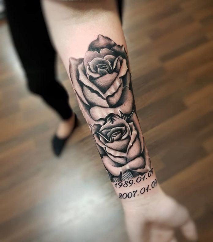 22 2 - 100 Magnifiques Tatouages Avant Bras pour Femme