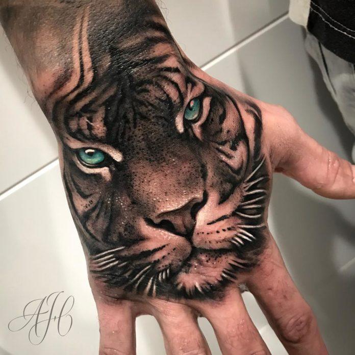 23596081 144621752930620 4816684575537233920 n - Top 100 Tatouages Tigre pour Homme