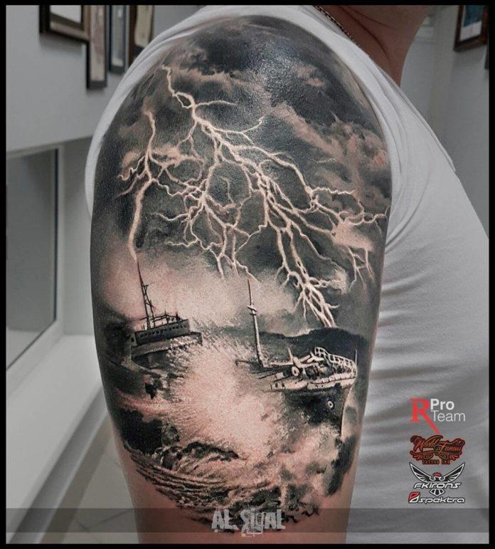 24 7 - 156 Incroyables Tatouages Épaule pour Homme
