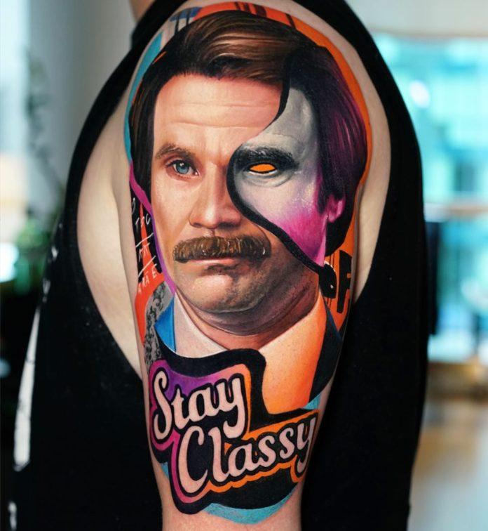 27 6 - 156 Incroyables Tatouages Épaule pour Homme