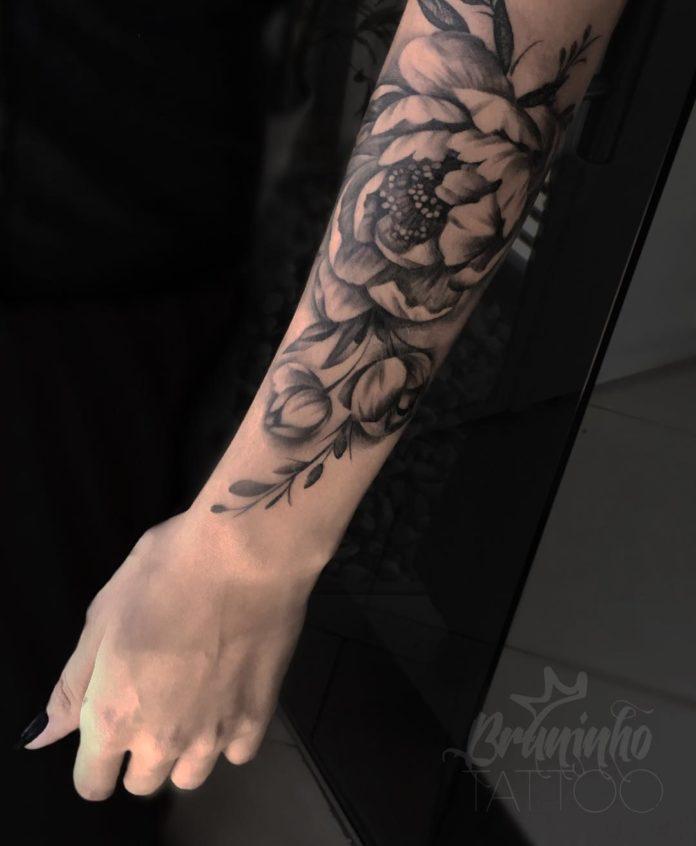 3 2 - 100 Magnifiques Tatouages Avant Bras pour Femme