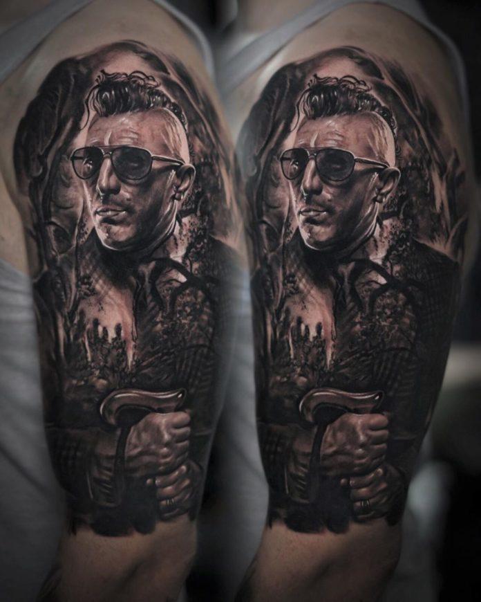 4 5 - 156 Incroyables Tatouages Épaule pour Homme