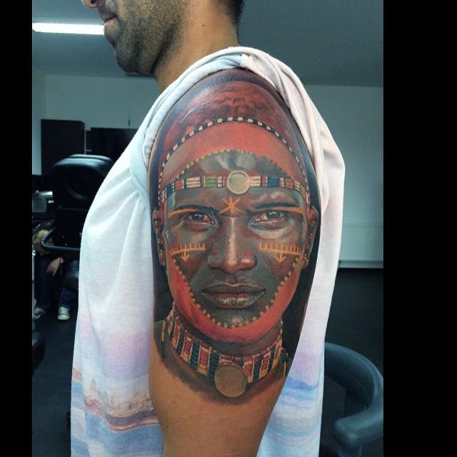 56 6 - 156 Incroyables Tatouages Épaule pour Homme