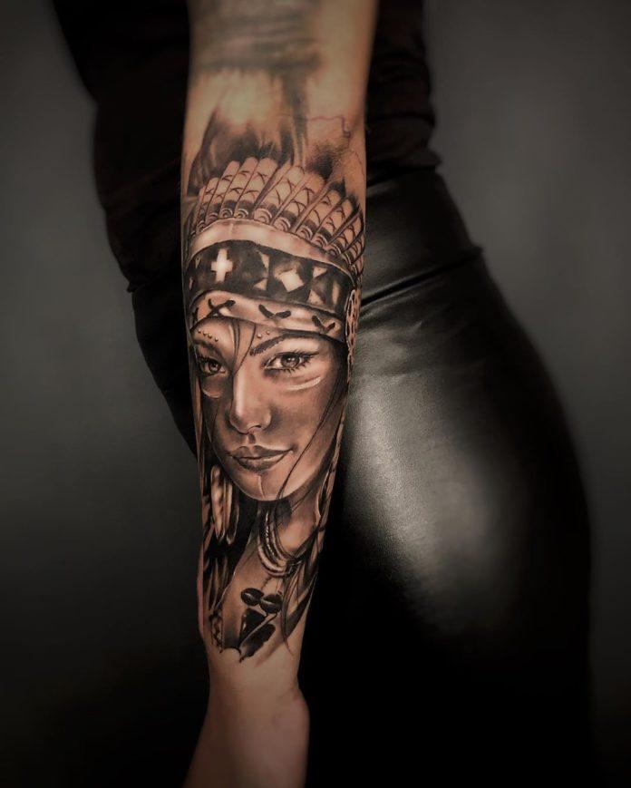6 2 - 100 Magnifiques Tatouages Avant Bras pour Femme