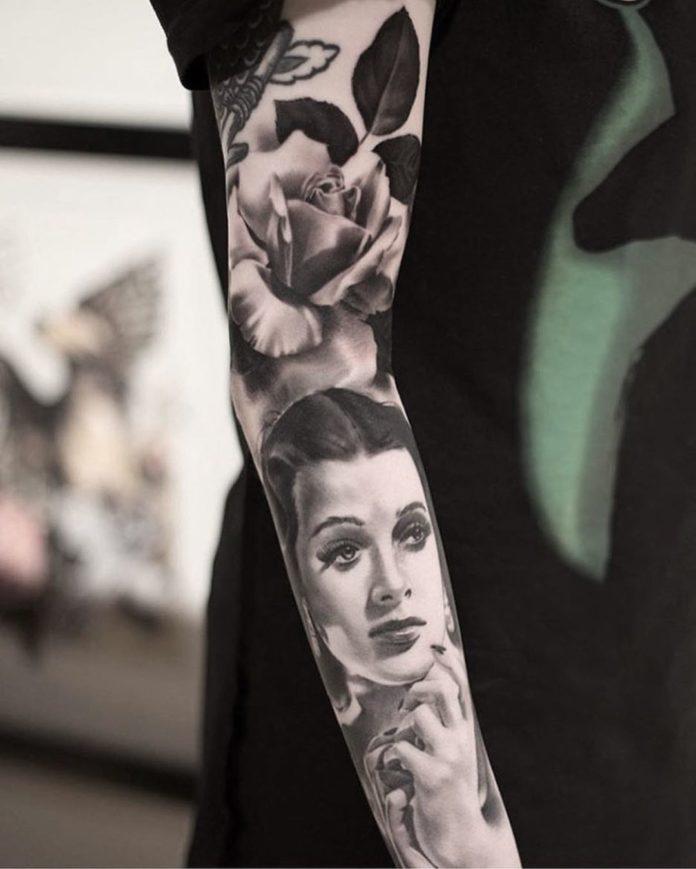 69 4 - 100 Magnifiques Tatouages Avant Bras pour Femme