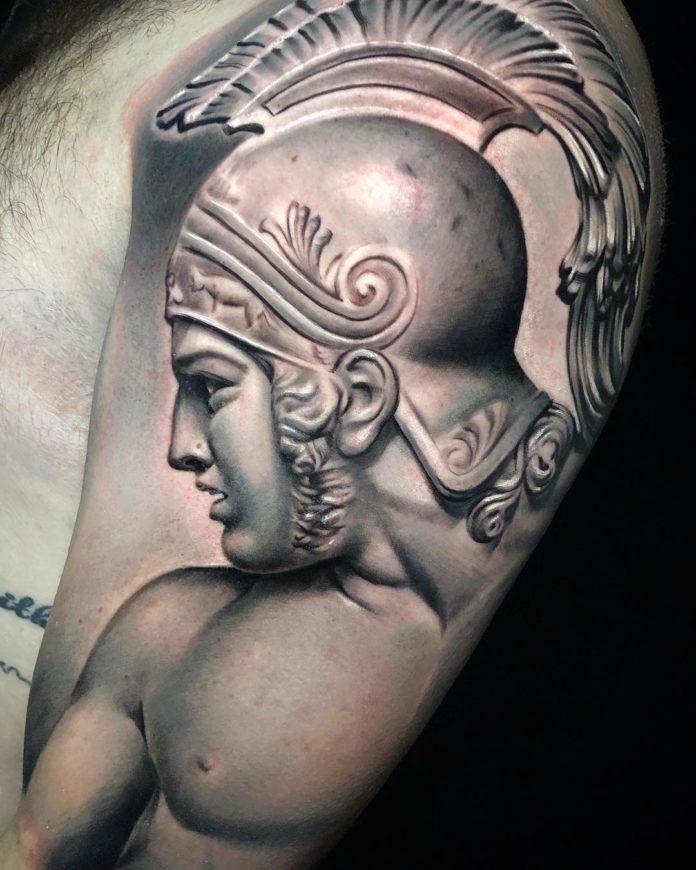 69 8 - 156 Incroyables Tatouages Épaule pour Homme