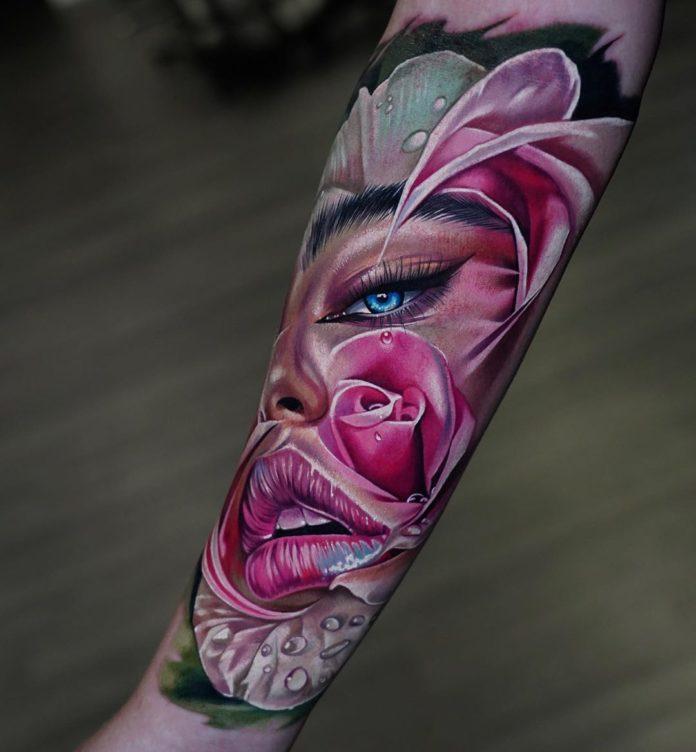74794524 449452832358736 8063658320384296766 n - 100 Magnifiques Tatouages Avant Bras pour Femme