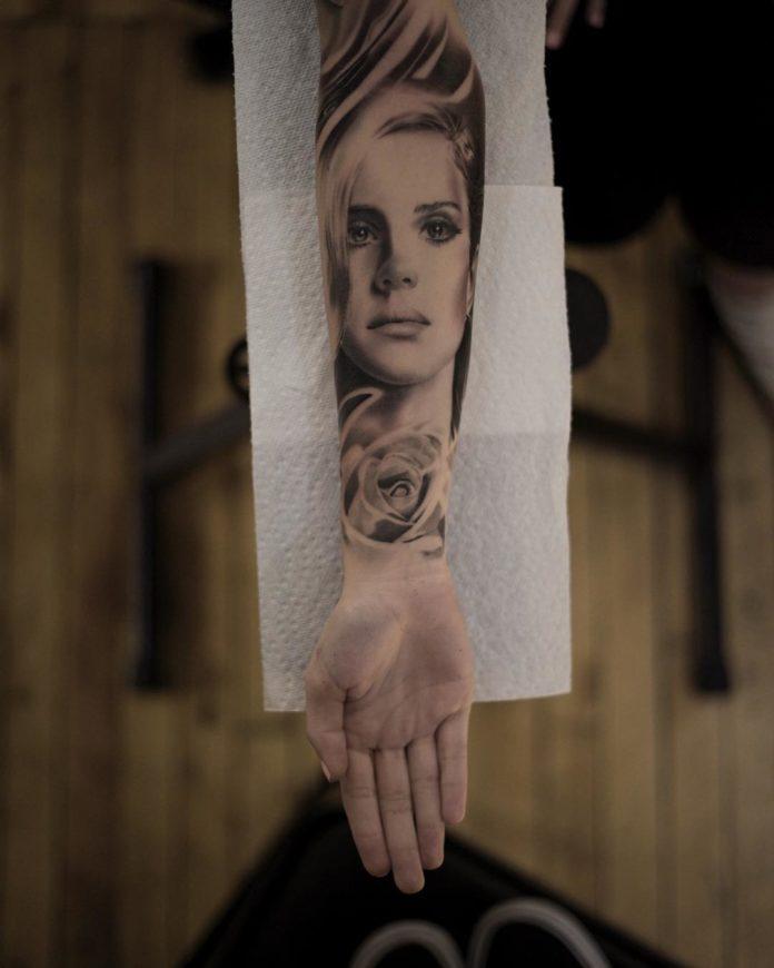 75 4 - 100 Magnifiques Tatouages Avant Bras pour Femme