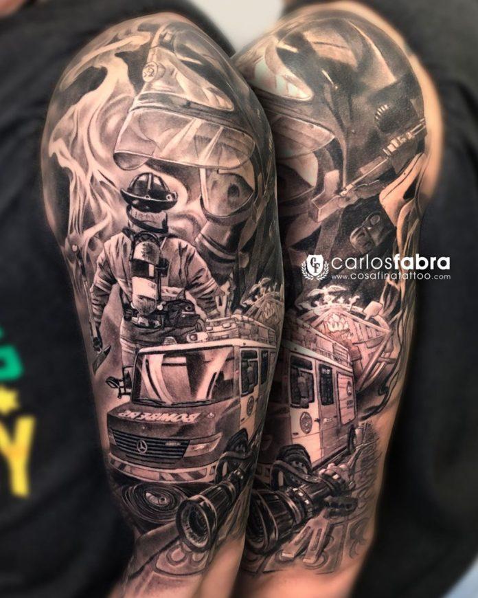 156 Incroyables Tatouages Epaule Pour Homme Tatouez