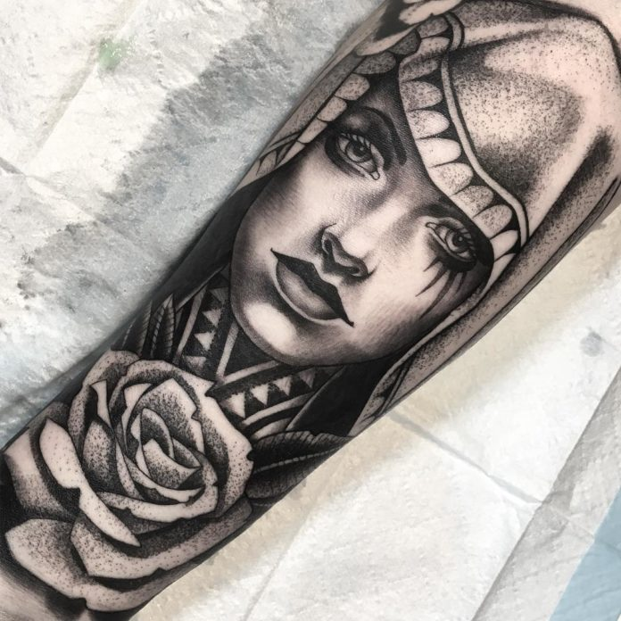 82 3 - 100 Magnifiques Tatouages Avant Bras pour Femme