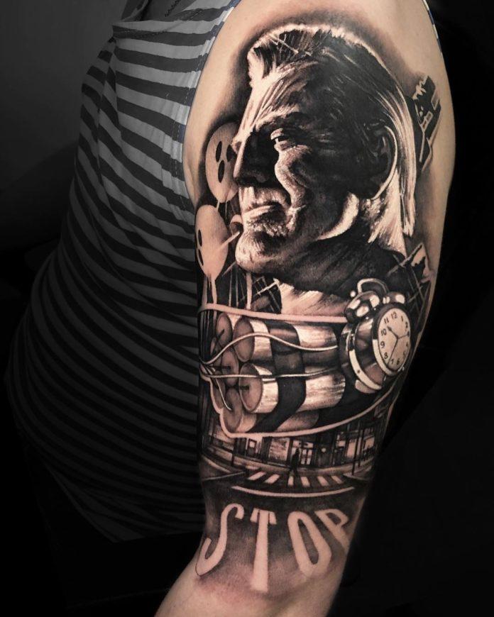 83 7 - 156 Incroyables Tatouages Épaule pour Homme