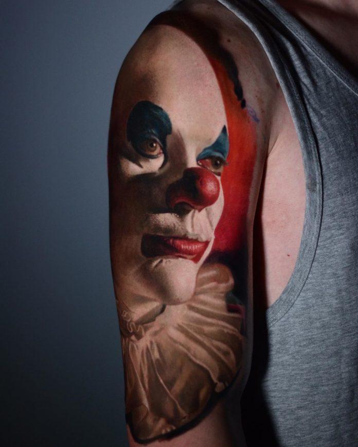 94 7 - 156 Incroyables Tatouages Épaule pour Homme