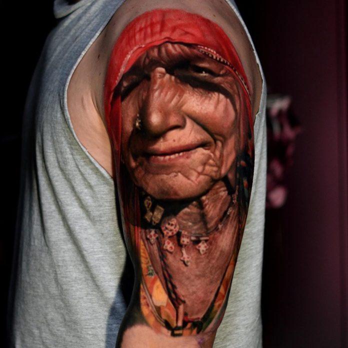 95 7 - 156 Incroyables Tatouages Épaule pour Homme