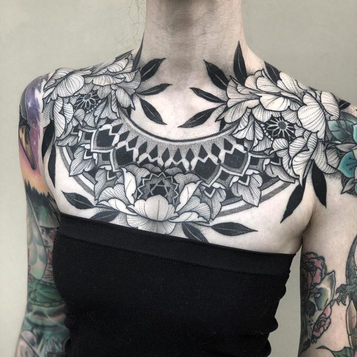 1 new 4 - Idées de Tatouage Fleur pour Femme (100 photos)