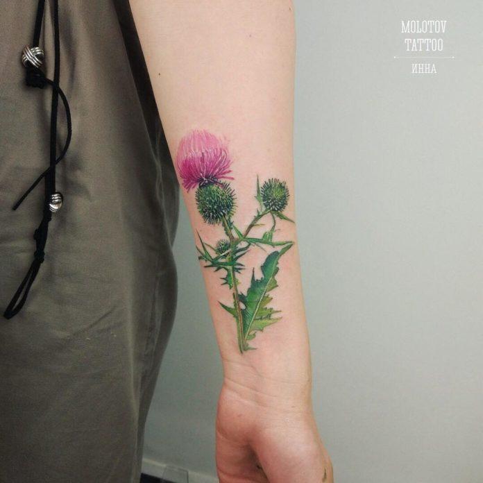 13 3 - Idées de Tatouage Fleur pour Femme (100 photos)