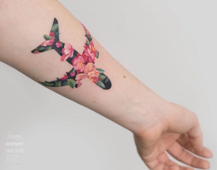 21 new - Idées de Tatouage Fleur pour Femme (100 photos)