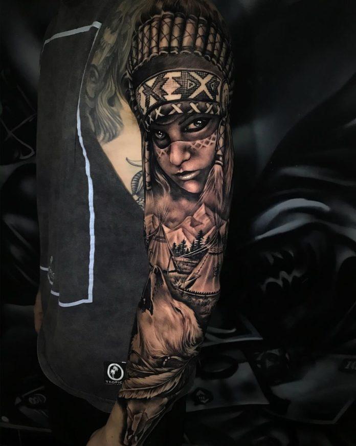 25 new - 150 Tatouages Bras Complet pour Homme