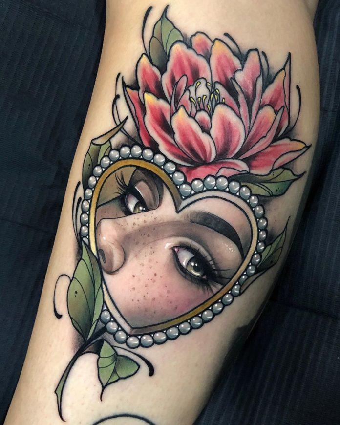 29 new 3 - 100 des plus beaux Tatouages Coeur pour Femme