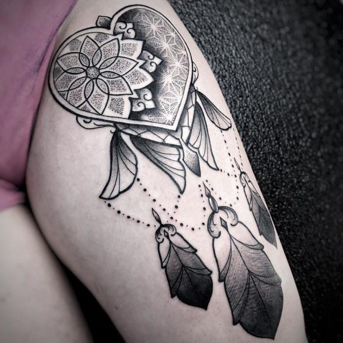 45 new 5 - 100 des plus beaux Tatouages Coeur pour Femme