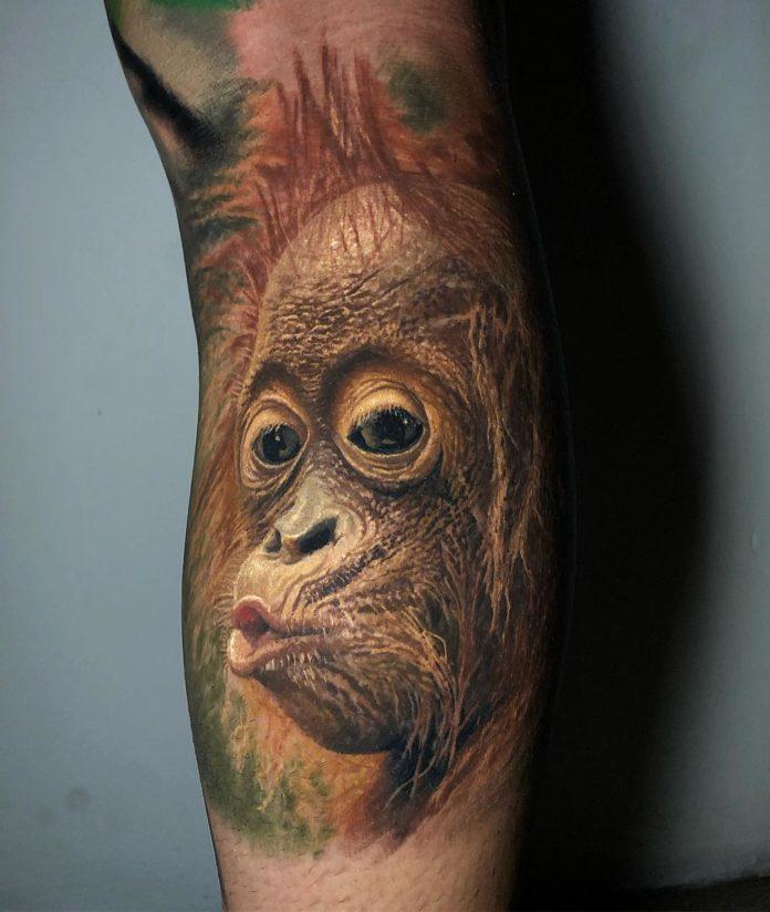 47 1 - Top 100 Tatouage Mollet Homme