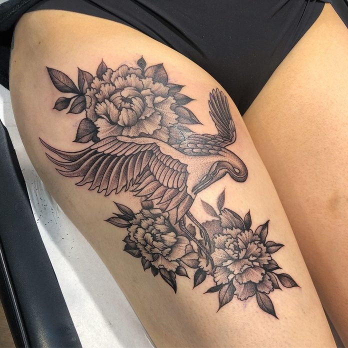 53062038 547203812450353 5861521788751903606 n - Top 100 Tatouages Cuisse pour Femme