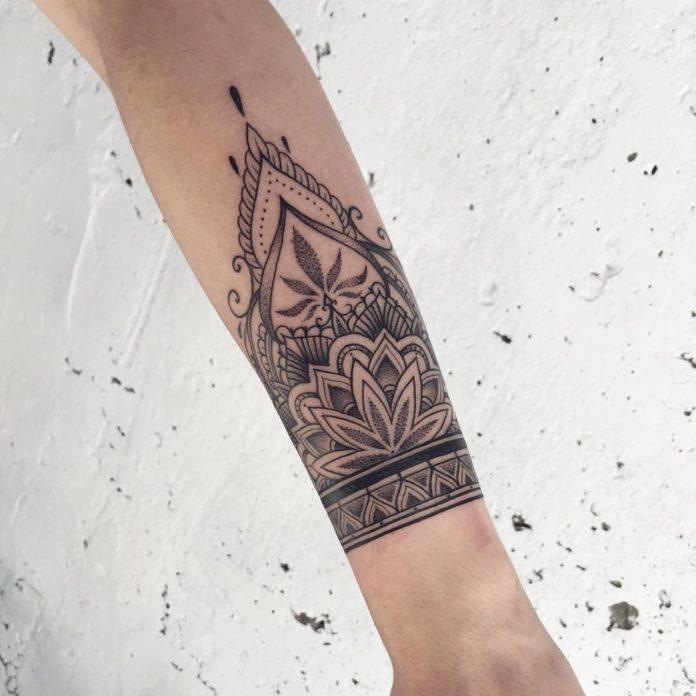 57 new 4 - 100 idées de Tatouages Bracelet pour Femme