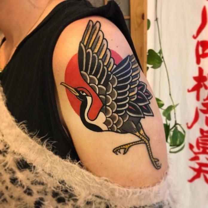 Tatouage traditionnel japonais
