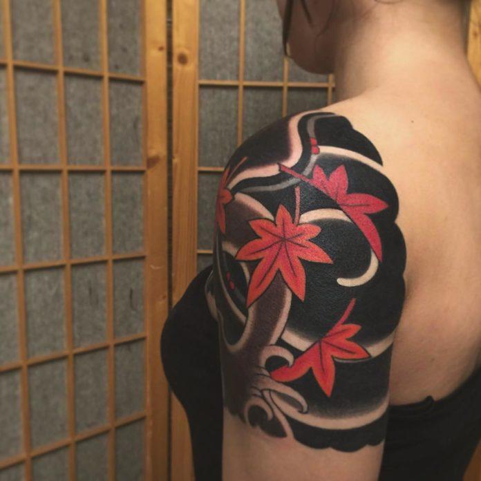 Tatouage de style japonais