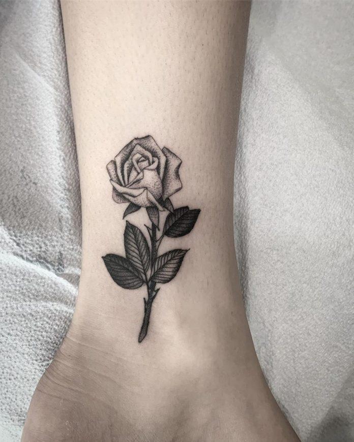 66 new 2 - Idées de Tatouage Fleur pour Femme (100 photos)