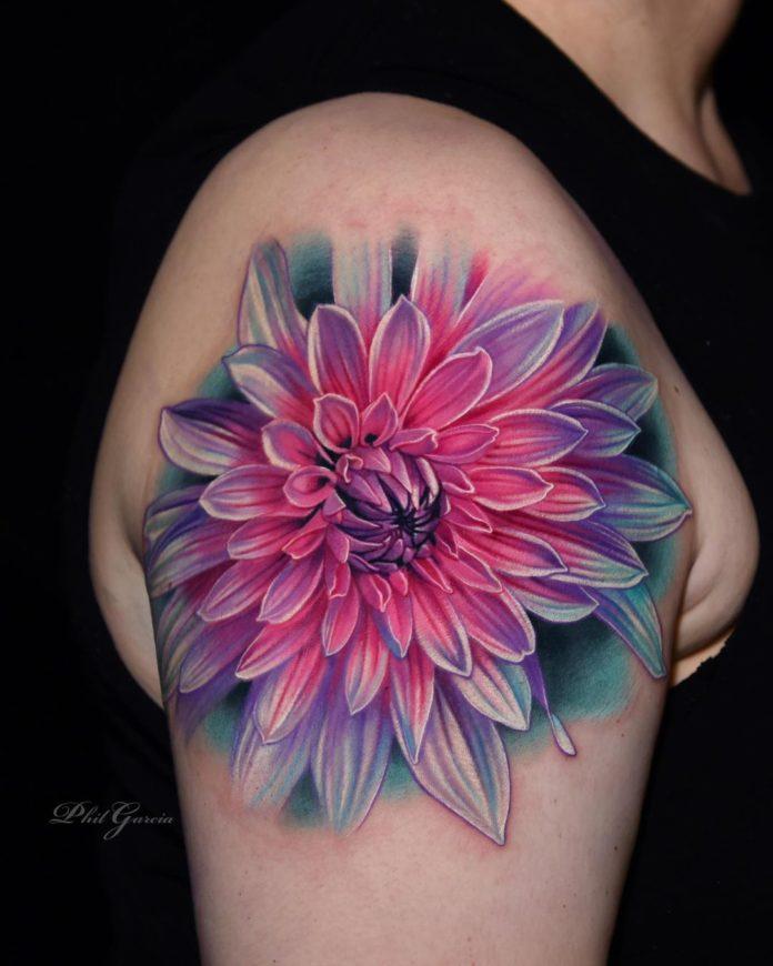 7 new 3 - Idées de Tatouage Fleur pour Femme (100 photos)