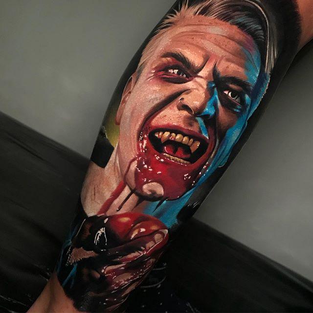 99 1 - Top 100 Tatouage Mollet Homme