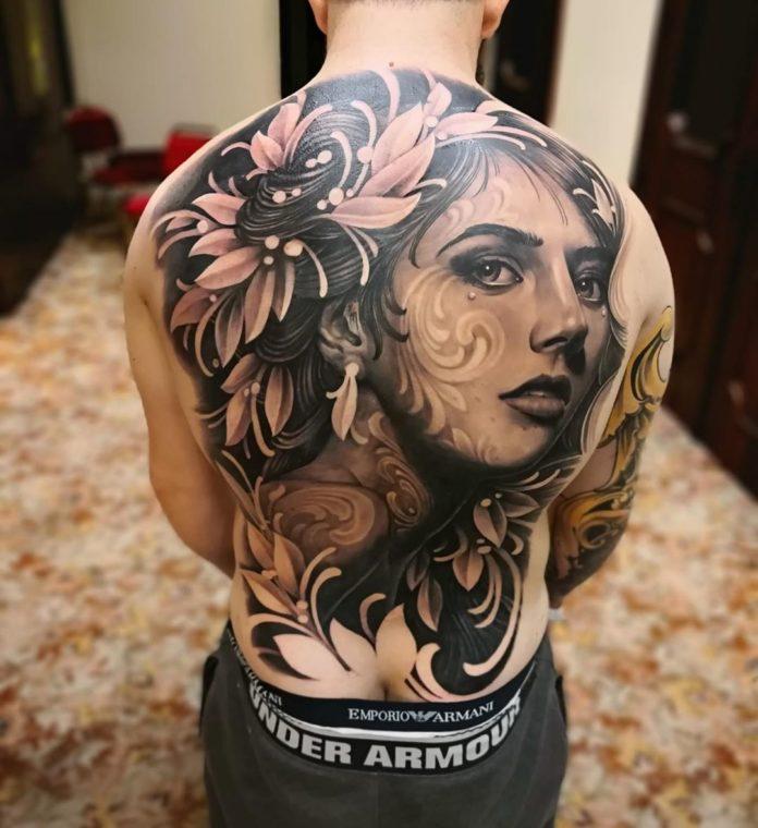 11 7 - 100 magnifiques Tatouages Réalistes pour Homme