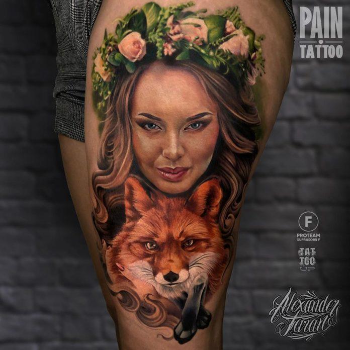 11 8 - 100 Tatouages Réaliste pour Femme fascinants