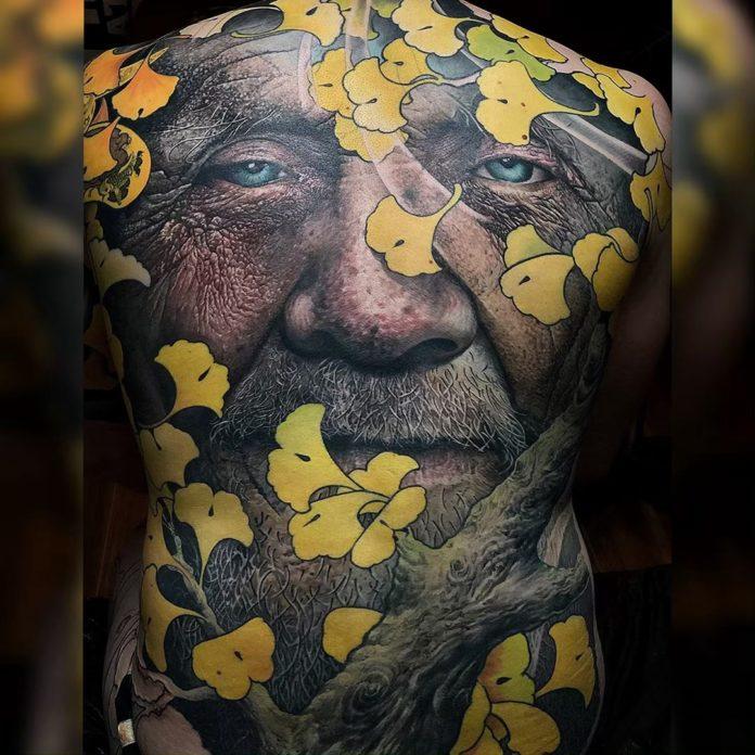 12 6 - 100 magnifiques Tatouages Réalistes pour Homme