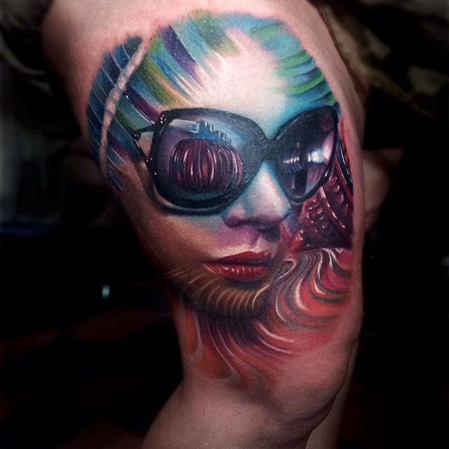 12 9 - 100 Tatouages Réaliste pour Femme fascinants