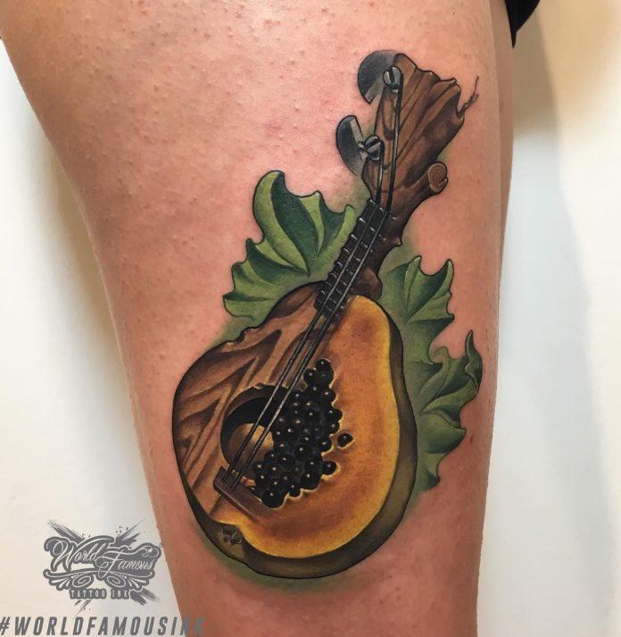 13 2 - 40 Tatouages Musique pour exprimer votre passion